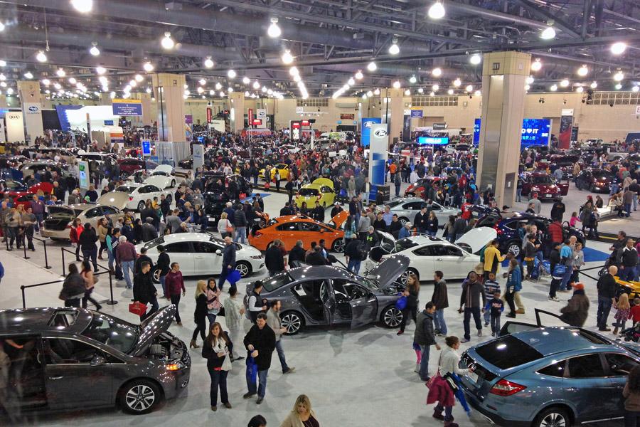 Philadelphia auto show coupons