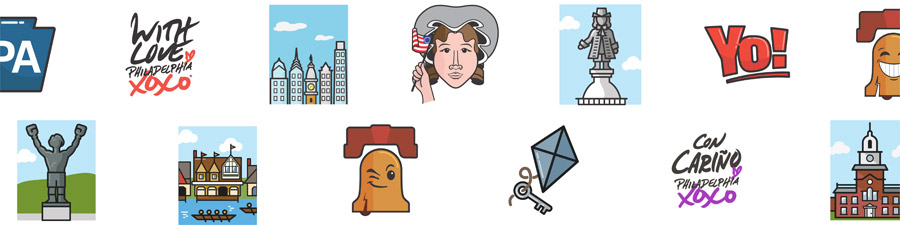 philadelphia emoji keyboard