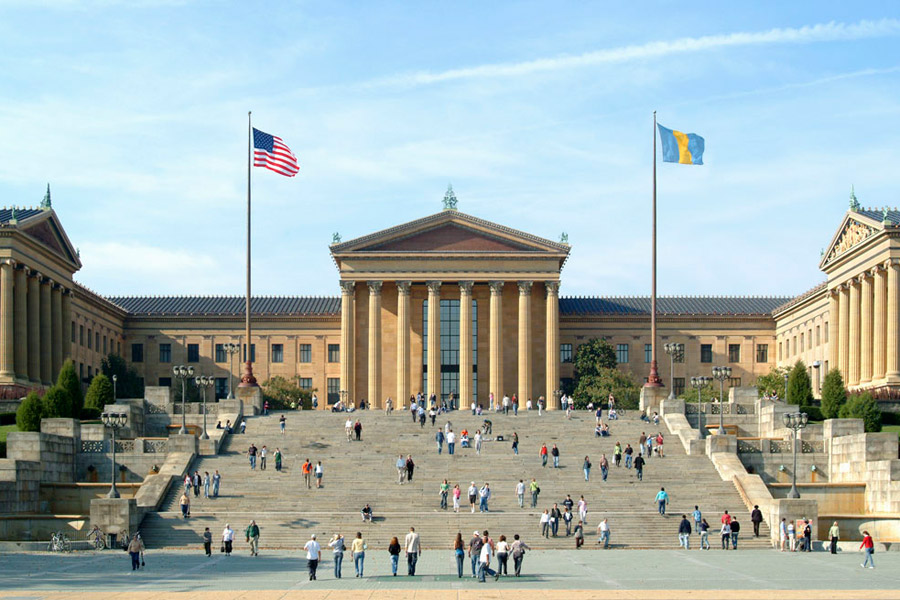 Most Visited Attractions in Philadelphia Visit Philadelphia – Tourist Map of Philadelphia