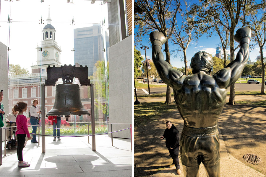 Top 10 most visited attractions in philadelphia visit for Places to visit philadelphia