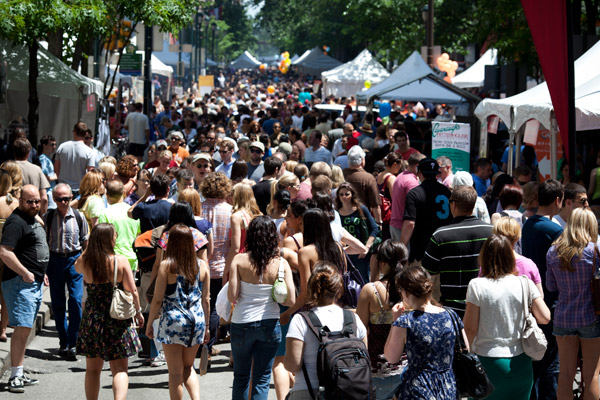 Rittenhouse Row Spring Festival