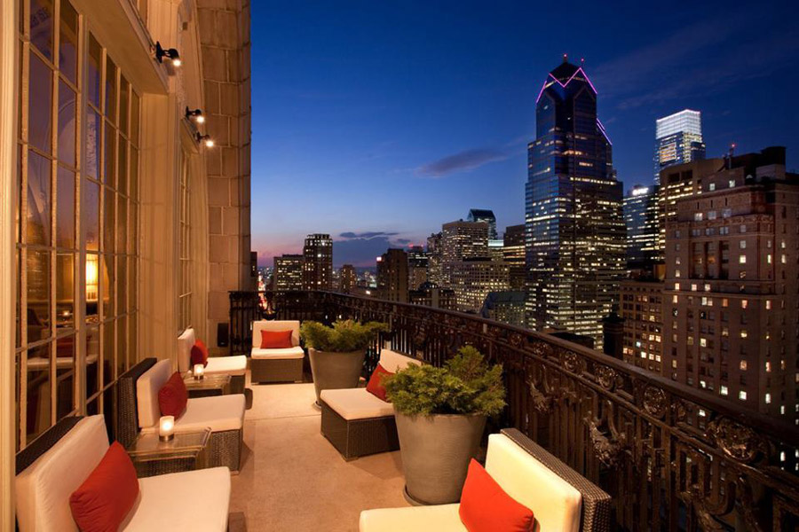 The Best Rooftop Bars And Restaurants In Philadelphia