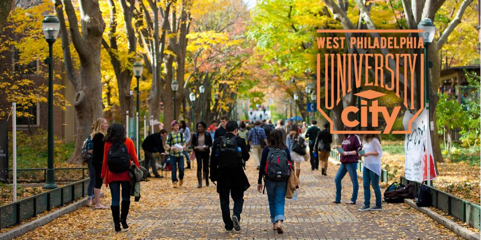 University City. Penn Parkuniversity city city