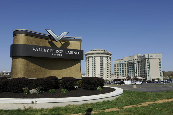 Valley forge casino calendar