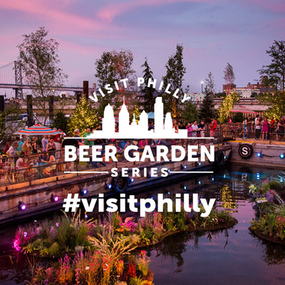 Visit Philly<br>Beer Garden Series