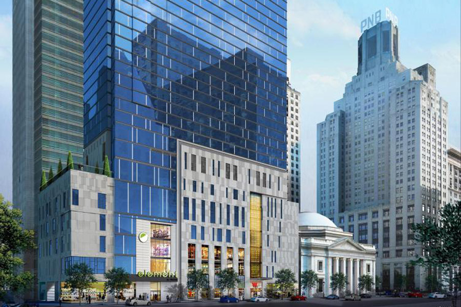 15 New Hotels Coming To Philadelphia In 2017 And Beyond